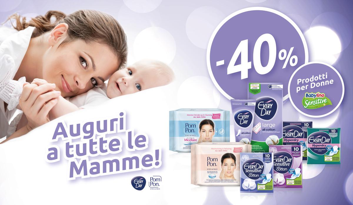 Maggio 2020: il mese della Mamma !